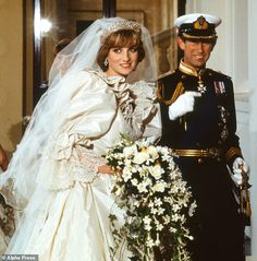 Princess Diana Fashion, Princess Diana Pictures, Princess Diana Family, Princes Diana, Prince And Princess, Princess Kate, Princess Diana Wedding Dress, Lady Diana Spencer, 1980s