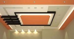 Cheap And Easy Cool Ideas: False Ceiling Design Classic false ceiling diy interior design.False Ceiling Section Detail. Latest False Ceiling Designs, Simple False Ceiling Design, Gypsum Ceiling Design, Pop Ceiling Design, Drawing Room Ceiling Design, Design Hotel, Restaurant Design, Pop Design, Design Ideas