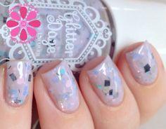 GlitterDaze You Take My Babys-breath Away Nail Polish  | Cosmetic Sanctuary