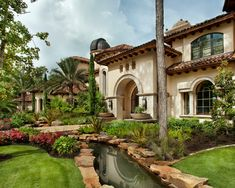Mediterranean Exterior Design, Pictures, Remodel, Decor and Ideas - page 7