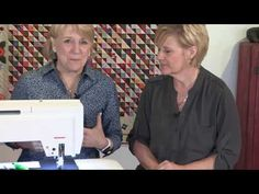 BERNINA Videos - BERNINA: Faux French Knots by Machine                                                                                                                                                                                 More