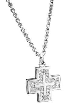 Starck FEELINGX exclusive - Anhänger für Halskette aus 925-Sterlingsilber mit vielen Zirkonias - http://schmuckhaus.online/starck-feelingx-exclusive/starck-feelingx-exclusive-anhaenger-fuer-aus-925-35