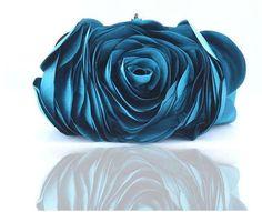 Luxury 3D Flower Evening Bag Print Three-Dimensional Day Clutch Women Party Wedding Dinner Handbag Famous Women Clutches