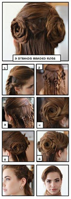 Liz_Gopwani_2   #GOT #GameofThrones #festivalhair #hairtutorial #coachellahair #sexyhair #howto #DYI #Tutorial #Concerthair