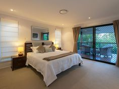 'A Modern Family Oasis' - Sold on 23 December 2014 by Ray White Holland Park Holland Park, Real Estate Photography, Modern Family, Beautiful Bedrooms, Brisbane, House, Furniture, Home Decor, Decoration Home