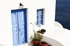 Santorini, Greece // Hailey Golich Photography