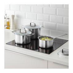 IKEA 365+ 6-piece cookware set  - IKEA $69.95