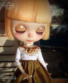 Dresses for donation at the Blythecon Europe in june.. Better pictures!!