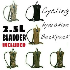 HydrationBackpack