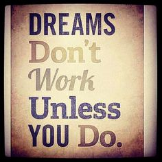 Can't day dream on the couch all day and expect results to come to you! pic.twitter.com/esiJY2NHGv