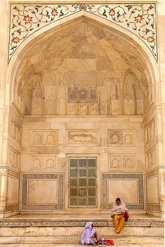 I don't like truth, ...EASTERN design office - souls-of-my-shoes: Taj Mahal open the door