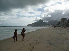 Rio de Janeiro, Brazil 3: Ipanema Beach, Blackouts and Petropolis (photo by Simone Cannon)