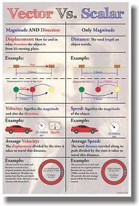 This new PosterEnvy physics poster will help teach your students about Vector vs Scalar - with FREE U. Gcse Physics, Physics Lessons, Physics And Mathematics, Physics Help, About Physics, Power Physics, Physics Answers, Physics Laws, Physics 101