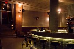 garage cocktail bar austin - Google Search