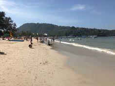 Pa Tong part, Phuket, Thaiföld