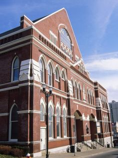Grand Ole Opry at Ryman Auditorium (Nashville, TN)