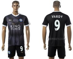http://www.xjersey.com/201516-leicester-city-9-vardy-away-jersey.html Only$35.00 2015-16 LEICESTER CITY 9 VARDY AWAY JERSEY Free Shipping!