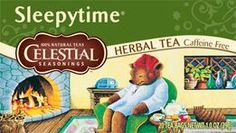 """Sleepytime's comforting aroma and perfectly balanced flavor are achieved by blending soothing herbal ingredients from around the world – including floral Egyptian chamomile, cool spearmint from the Pacific Northwest, and lively Guatemalan lemongrass"""