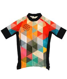 Aposematic coloration is an anti-predator adaptation where a warning signal is associated with the unprofitability of a prey item to potential predators.When it's cars vs bikes, being seen is paramount. That's why we made this colorful jersey whether you're on the road or in the mountains - this jersey will get you noticed.////// Due to incredibly high demand this item is currently on backorder and will be available to ship during the second week of January - we apologize for the…