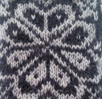 Vaffel Votter Kit includes Navia yarn and a printed + pdf pattern.