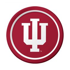Indiana University 9 inch Round Dinner Plates/Case of 96 Tags: Indiana University; Dinner Plates; Collegiate; Indiana University Dinner Plates;Indiana University party tableware; https://www.ktsupply.com/products/32786325150/Indiana-University-9-inch-Round-Dinner-PlatesCase-of-96.html