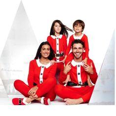 Santa pajamas for the WHOLE family from Targer. Family Pjs, Matching Family Pajamas, Family Christmas Pajamas, Christmas Character Costumes, Christmas Characters, Christmas Costumes, Christmas Onesie, Xmas, Christmas Morning
