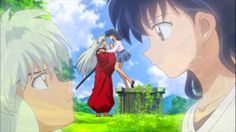 InuYasha The Final Act Episode 26 720p Eng Dub HD ( The Last Episode ) Crying so MUCH WHY MUST IT END
