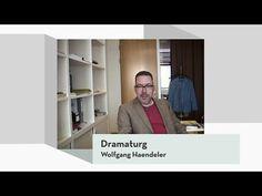 Hinter den Kulissen - Dramaturg/in - YouTube