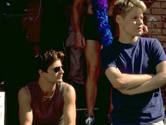 queer as folk gale harold and randy harrison | Flickr - Photo Sharing!