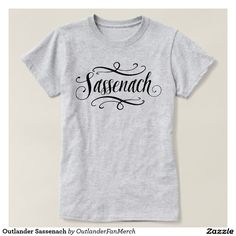 Outlander Sassenach T-Shirt