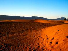 Usuario: luchianna (Marruecos) - desierto - Tomada en Marruecos el 10/02/2013