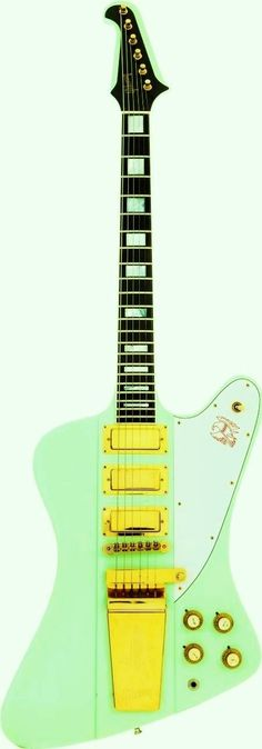 Gibson Firebird VII Surf Green (1979)