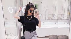 A blogueira Nah Cardoso é uma das maiores it girls do Brasil, se tivesse um ranking oficial das maiores it