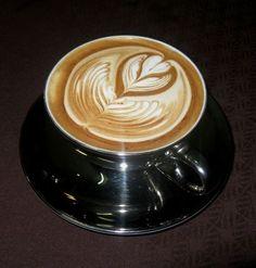 Arte del cafe con leche - Taringa!