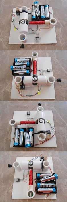 Electronics and Electricity 158698: Diy Simple Motor W Optical Control Kit #7 Science Fair Project Electricity Di -> BUY IT NOW ONLY: $30.95 on eBay!