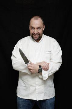 """I cook food, I don't make chichi"", Mickey Bourdillat, Le Matafan. Alps, No Cook Meals, Cool Words, Simple, Food, Essen, Meals, Yemek, Eten"
