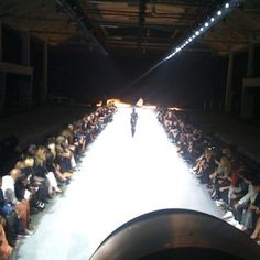 The finale at Kanye West #pfw #edward_james #fashion #parisfashionweek
