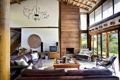 Encontre as melhores ideias e inspirações para casa. São Lourenço da Serra/SP por Bianka Mugnatto Design de Interiores | homify