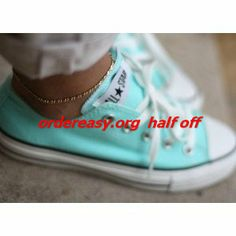 c541106434b4ac tiffany converse- aruba blue converse all stars site full of 52% off  Womens