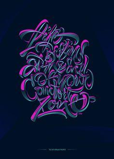 Best of lettering #1