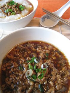 Taiwanese Minced Pork with Pickled Cucumber (瓜子肉燥) | Lama Kitchen - Drive Your Passion for Food | A Food & Cooking Blog
