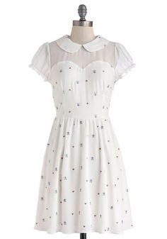 The Nature of the Neighborhood Dress, #ModCloth