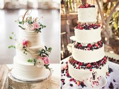 Najpopularniejsze torty weselne na 2016 rok