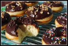 *Baked cake doughnuts - only 106 calories!?