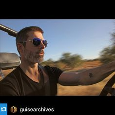 #Repost @guisearchives we love this picture of Matt rocking his #tavat ! ・・・ Matt wearing Tavat Ace with blue Melanin lenses. Get 'em at Guise. #tavateyewear #sunglasses #fashion #eyewear #melrose #losangeles #instafashion #guisearchives #nofilter