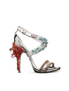 Gianluca Tamburini Conspiracy 'Tarita' Sandal Exclusive Shoes