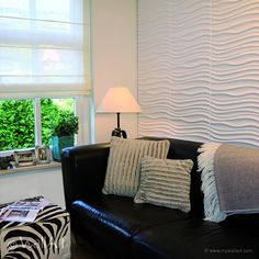 Eco friendly 3D Wall Decor Panels   Exciting, Innovative and Unique