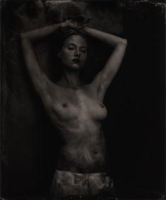 Alchemical Beauty - Altrove#2 , © Carlo Furgeri Gilbert 2015 #collodion #carlofurgerigilbert #photography #altrovevenezia