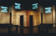 Romeo and Juliet by William Shakespeare Scenery and Stage Direction by Martin W. Jennings Lighting Design and Projections designed by Benjamin Motter Flint Central High School Theatre Magnet February 2006 Set on November 22, 1963 in Verona, Pennsylvania