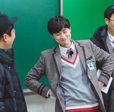 Min Kyung Hoon X Kim Hee Chul